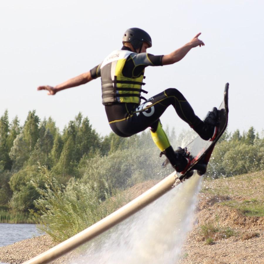 Hoverboard Kabina karjääris 2018