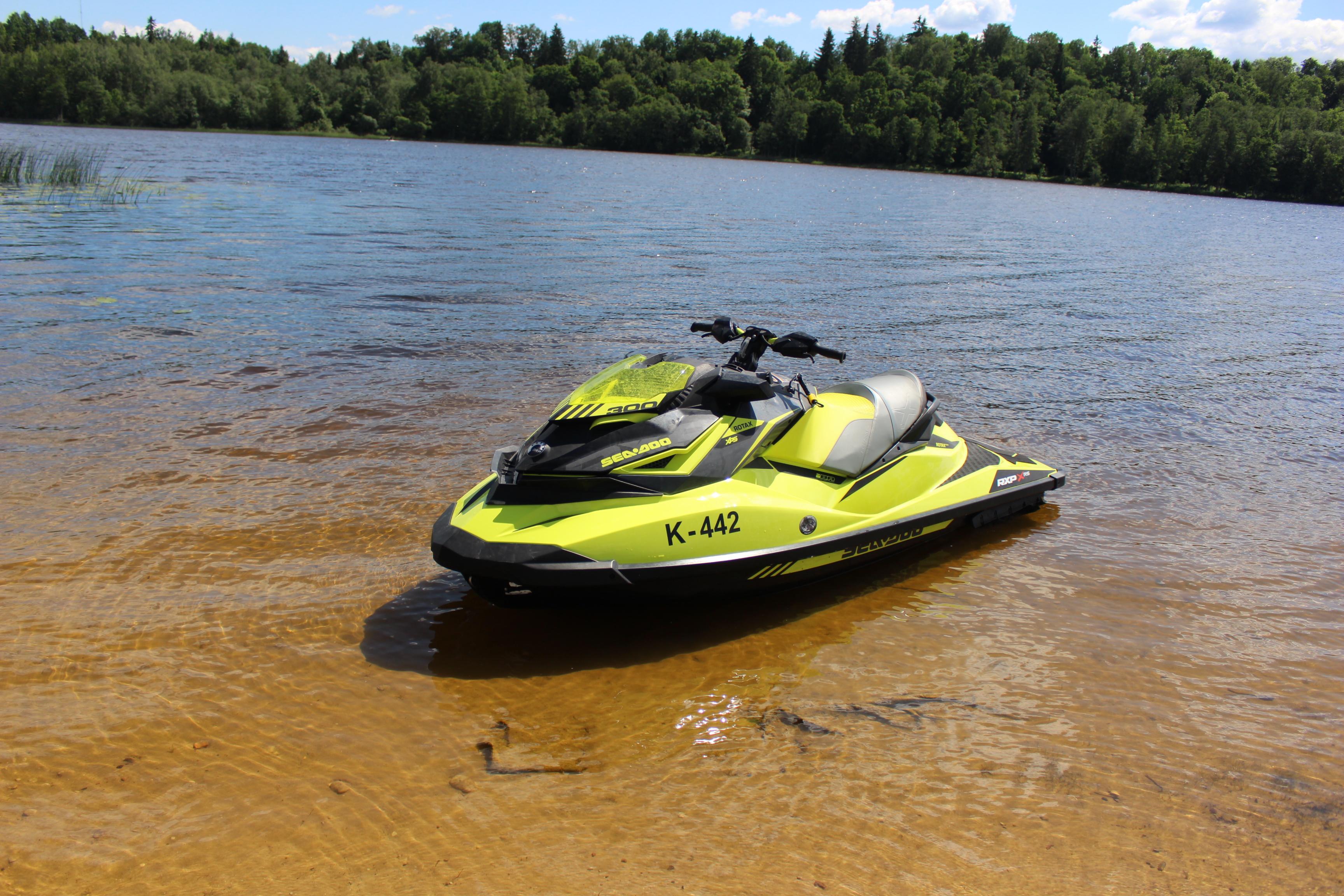 Sea Doo, RXP XRS 300